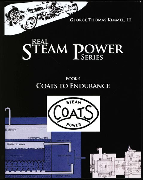 157 Coats to Endurance, Book 4 of the Real Steam Power Series