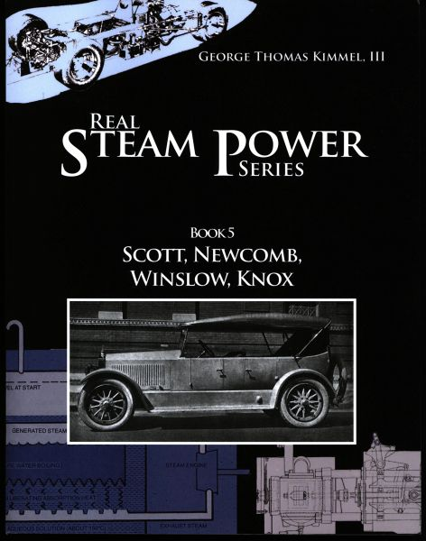 159 Scott, Newcomb, Winslow, Knox Book 5 of Real Steam Power Series