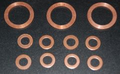 240C Branch Fork Washer Set - 11 washers total