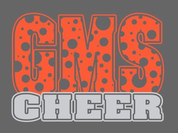 GMS Cheer Tank