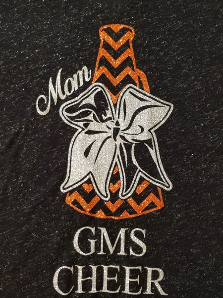 GMS Cheer Sparkle T-shirt