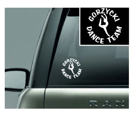 GMS Dance Team Decal