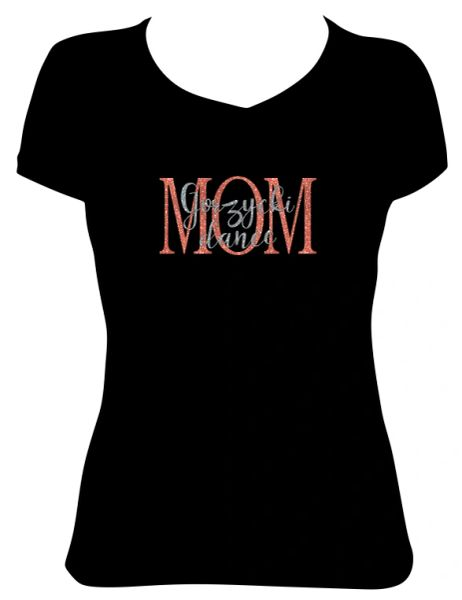 Gorzycki Dance Mom V-Neck T-Shirt