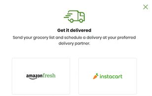 The Phytogenic Chef Meal Planner Delivery Grocery