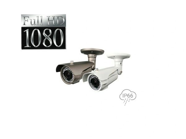 2.4 MP HD-TVI 42IR LED Bullet Camera-