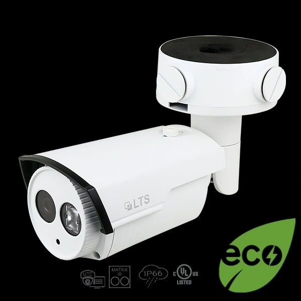 2.1 MP HD-TVI eco Bullet Camera 1 Matrix IR LED