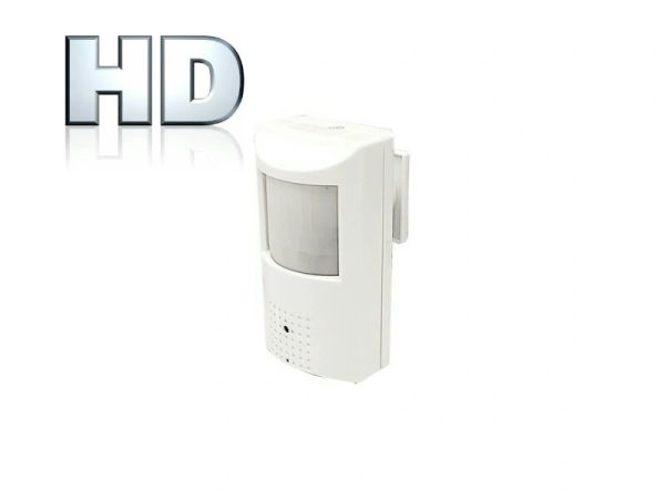 2.4 MP HD-TVI Covert Motion Sensor Camera