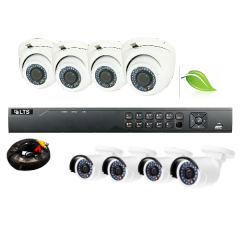 8 Camera (Platinum) Security Bundle