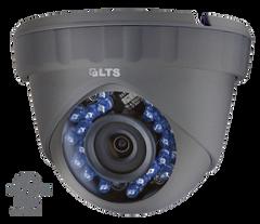2.1 MP High Definition Turret TVI Camera 24 IR LED