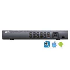4 Channel HD-TVI Hybrid Digital Video Recorder