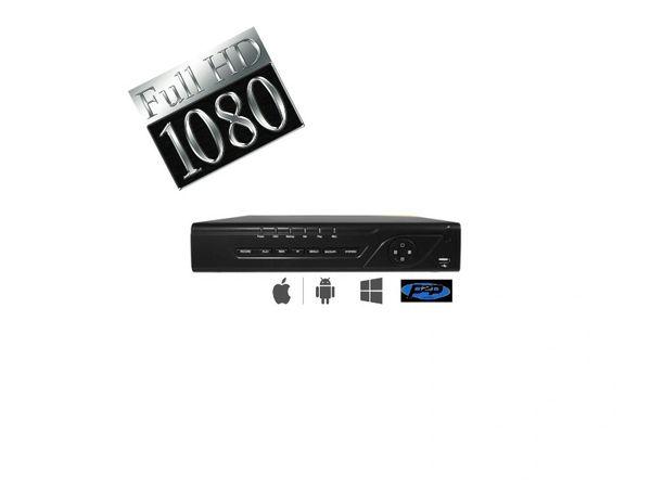 4 Channel HD-TVI Digital Video Recorder