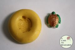 Tiny turtle silicone mold M5132