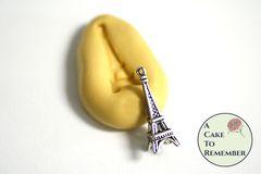 Little Eiffel Tower mini food grade silicone rubber mold M5225