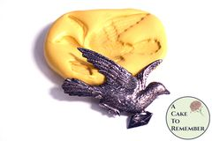 Carrier pigeon silicone mold for resin casting M5228