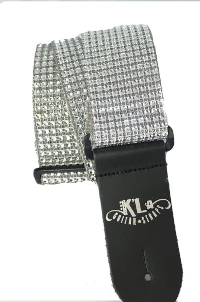 Signature Bling Guitar Strap