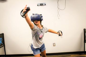 Book a 60 minute Virtual Reality Session at Vision Quest VR in Johnson City!