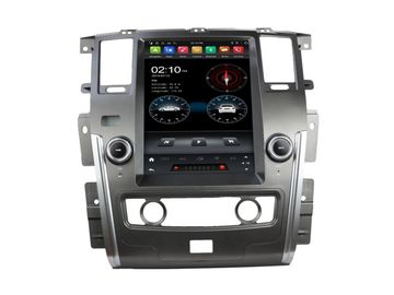 12.1 Inch Android Vertical Screen Car Radio Multimedia CarPlay Android Auto Nissan Patrol 2013-2017