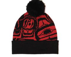 eagle kitted toque