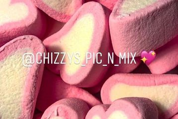 chizzy pic n mix sweet shop  pick and mix sweets worthing @chizzys_pic_n_mix brighton delivery