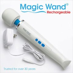 Magic Wand Unplugged Rechargeable - Authenticity Guaranteed