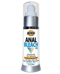 Body Action Anal Bleach Gel 1oz