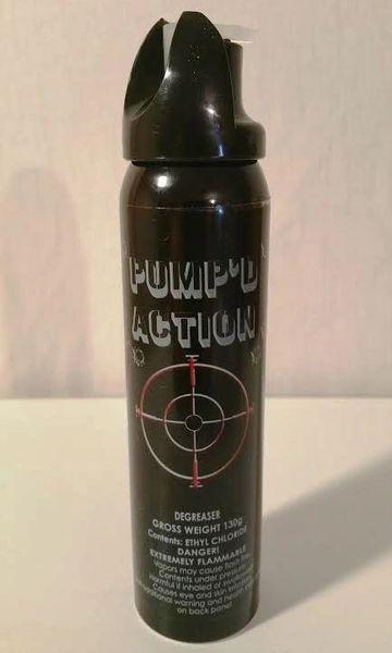 PUMP'D ACTION AEROSOL 4.6 oz
