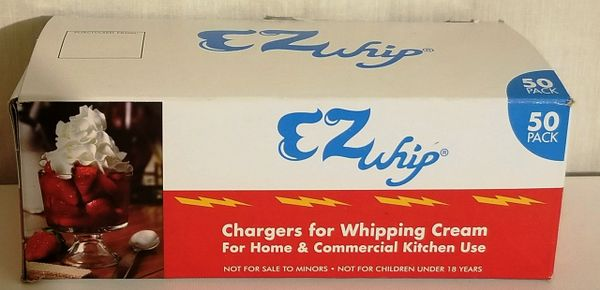 EZ Whip - Whip Cream Chargers