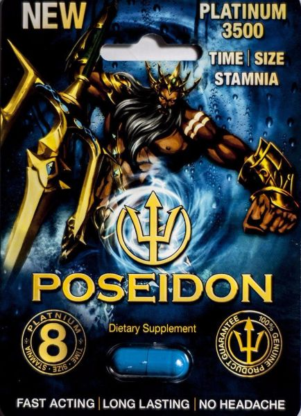 Poseidon Male Enhancement Supplement