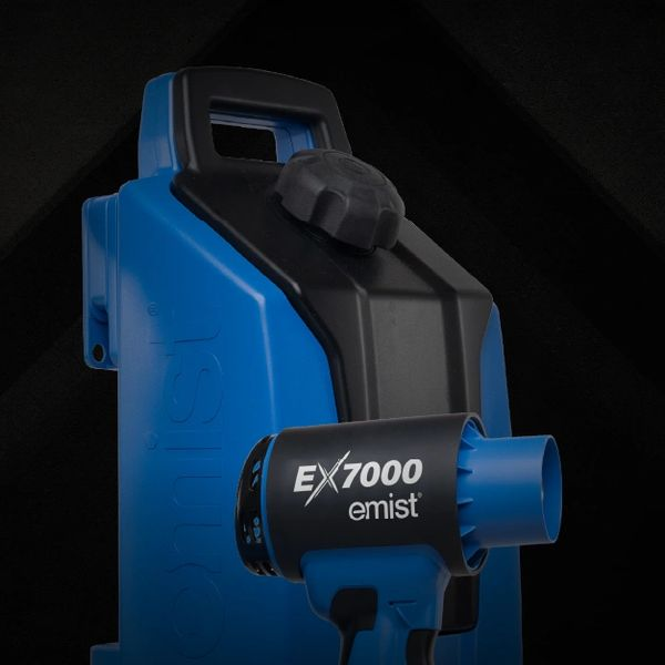 EMist EX7000 cordless electrostatic backpack sprayer