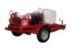 Buffalo Turbine CSM3 Sprayer w/100 Gallon Poly Tank and DOT Trailer Package