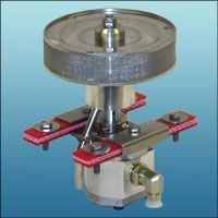 "Proptec Rotary Atomizer, 5 HP Hydraulic, Dual Stage 6"" or 12"" Basket, Low Flow Hub, SS Fluid Path"