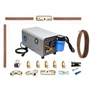 Aeromist 1000 PSI 100' Nylon Misting System w/ Enclosed Pump
