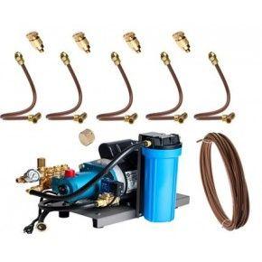 Aeromist 15 Nozzle High Pressure Fogging Kit