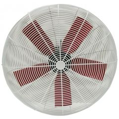 "Aeromist 24"" Heavy Duty Misting Fan"