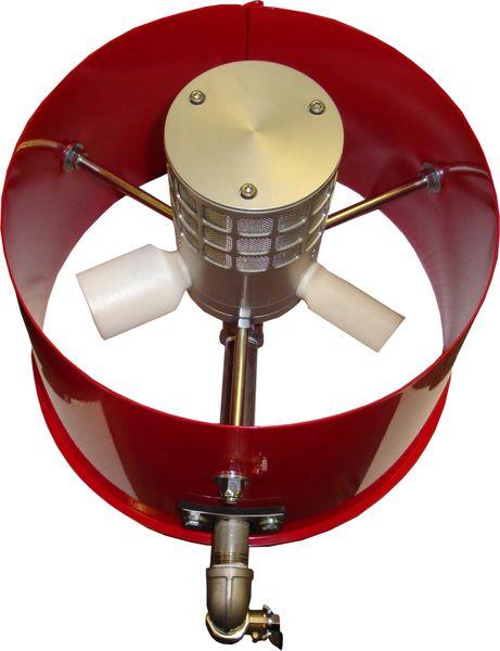 Buffalo Turbine Gyratory Nozzle