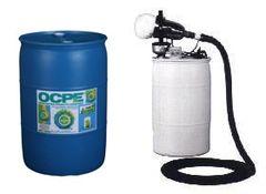 OCP&E Oxi-Fog™ Drum Mount System