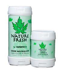 Vaportek Nature Fresh Adjustable Barrel Odor Neutralizer, 12 canister w/ 12 membrane case