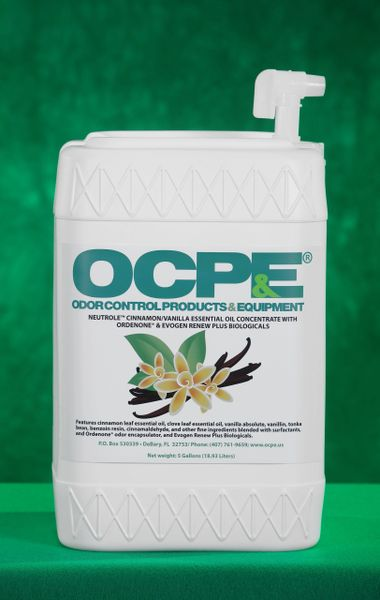OCP&E® People Pleasers Cinnamon/Vanilla, 275 gallon totes x 6 qty