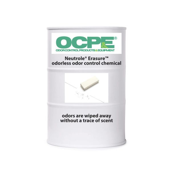 OCP&E® Neutrole® Erasure™ Odorless Odor Control Chemical