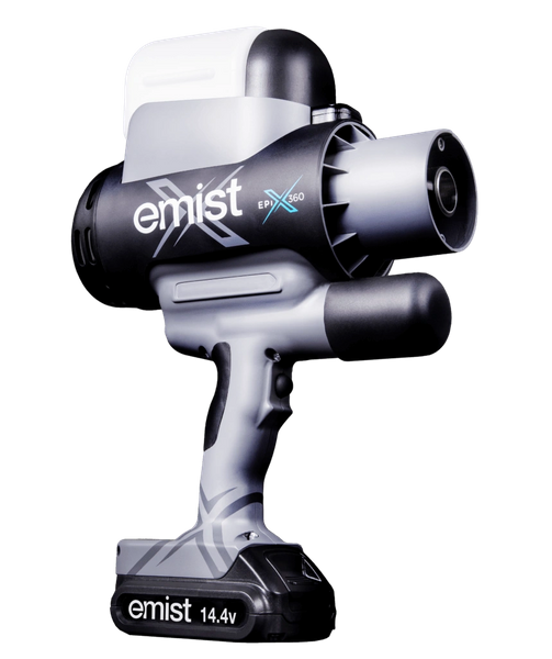 EMist Epix360 Cordless Electrostatic Disinfectant Hand-Held Sprayer