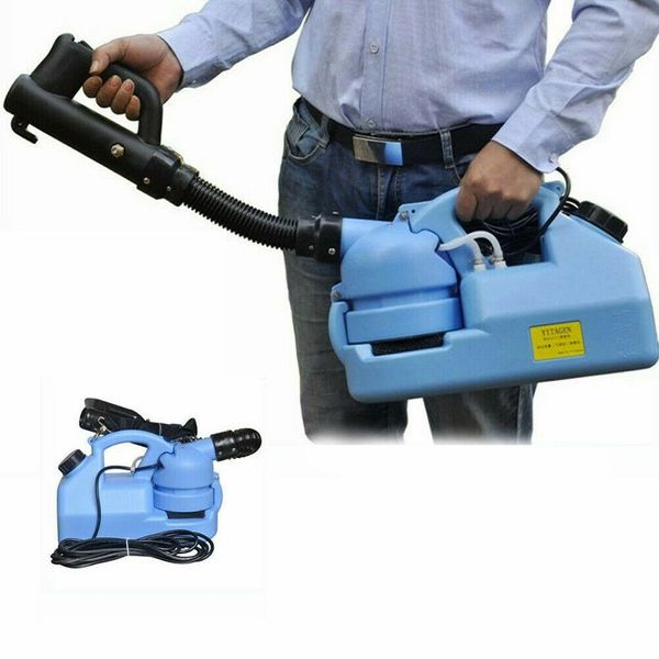 In stock, 7L portable, electric ulv cold fogger w/flex hose