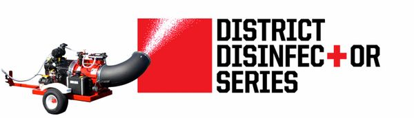 Buffalo Turbine District Disinfector Series