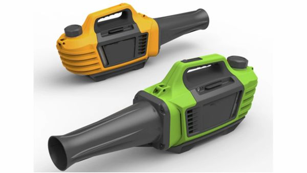 In stock, cordless ULV cold fogger with 1.5-2.0 hour run time