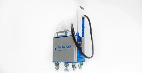 Cube Roller Cart Electrostatic Disinfectant Sprayer