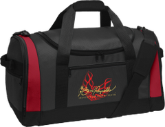 Embroidered Port Authority® Voyager Sports Duffel