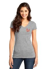 "Burt Reynolds Gray V-Neck ""Firebird"" Shirt"