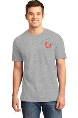 "Burt Reynolds Gray ""Firebird"" T-Shirt"