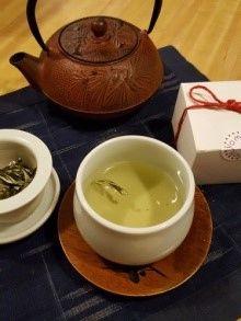 Summer Mugwort Tea