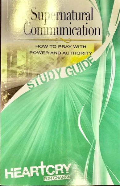 Supernatural Communication (Study Guide)