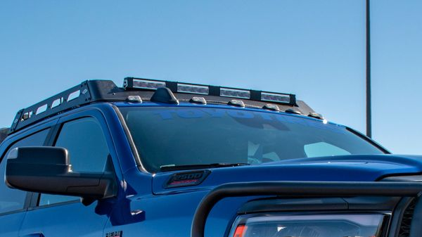 Expedition One Mule Equipped Ultra Roof Rack Expedition One